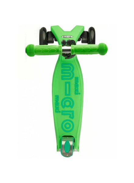 Micro Step Maxi micro step deluxe groen