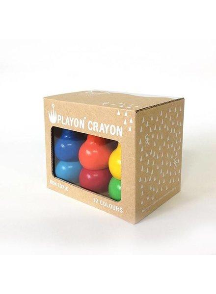 Playon Crayon Stapelbare waskrijtjes primair