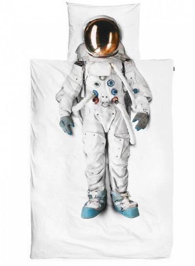SNURK Dekbedovertrek Astronaut (eenpersoons)