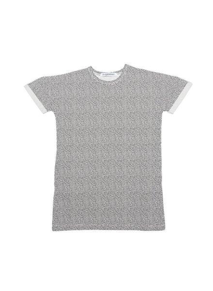 MINGO T-shirt jurkje dots