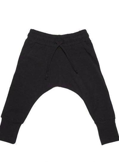 MINGO Slim fit joggers zwart