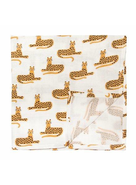 Trixie Set van 2 grote hydrofiele doeken Cheetah