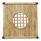 """Luxe bamboeschermen """"Naturel"""""""