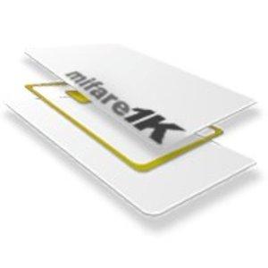 MIFARE 1K ISO 30mil Card, no slot