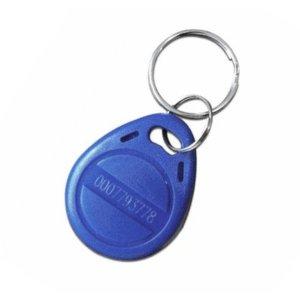 MIFARE 1K Keyfob Blue