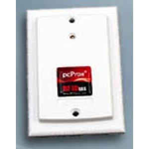 pcProx Enroll HID iCLASS SE™Surface Mount White USB Virtual COM Reader