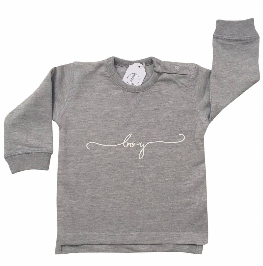 SuzyB Sweater Boy