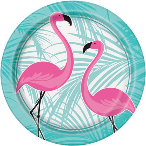 Flamingo bordjes