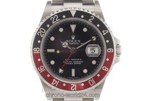 Rolex GMT-Master II Ref. 16710 A Cal.3186