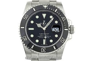 Rolex Oyster Perpetual Submariner Date Ref. 116610 LN