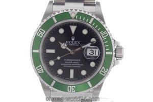 Rolex Submariner Date Ref.16610 LV M series