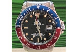 Rolex Rolex GMT Master Ref. 1675