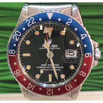 Rolex GMT - Master Ref 1675 Top / Papers / Box.