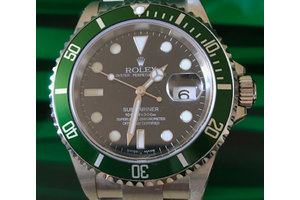Rolex Submariner Date Ref.16610 LV Fat Four Y-Serie