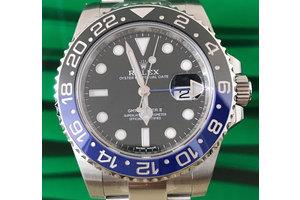 Rolex GMT-Master II Ref.116710 BLNR 2017