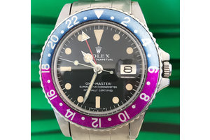 Rolex GMT Master Ref. 1675 Pink Lady