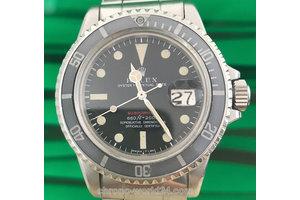 Rolex Submariner Date Ref. 1680 Red LC100