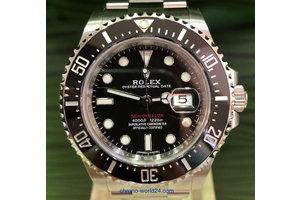 Rolex Sea-Dweller Single Red Ref. 126600 LC100