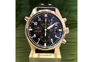 IWC Fliegeruhr Doppelchronograph Re.3788