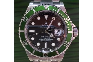 Rolex Submariner Date Ref.16610 LV V9...