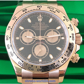 Rolex Daytona Ref. 116505 Box/Papers 2009 big clasp TOP