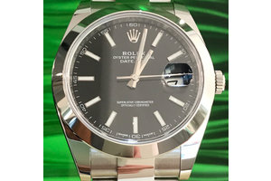 Rolex Oyster Perpetual Datejust Ref. 126300