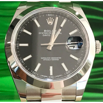 Rolex Oyster Perpetual Datejust Ref. 126300 LC 100 08/2017