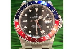Rolex GMT-Master II Ref. 16710 Pepsi 2007 Z77..