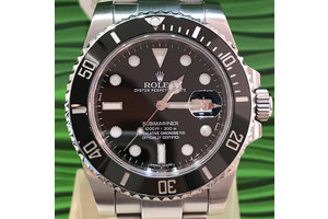 Rolex Submariner Date Ref. 116610 LN 2012