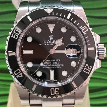 Rolex Submariner Date Ref. 116610 LN Box Papers TOP 2012 Chromalight