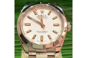 Rolex Milgauss Ref. 116400  2011 LC100