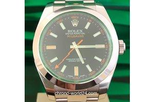 Rolex Milgauss Ref. 116400 GV 2016