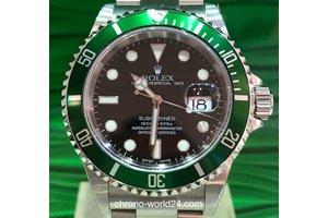 Rolex Submariner Date Ref.16610 LV Fat Four