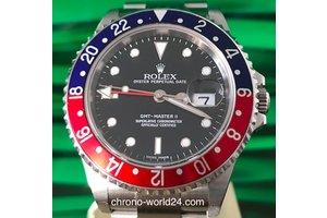 Rolex GMT-Master II Ref. 16710 BLRO Stick Dial
