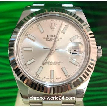 Rolex Datejust II Ref. 116334 LC100 2017 like new