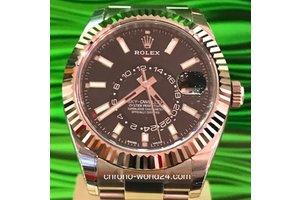 Rolex Sky-Dweller Ref. 326934  LC100