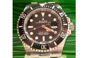Rolex Sea-Dweller Single Red Ref.126600