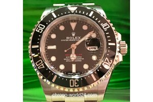 Rolex Sea-Dweller Single Red Ref. 126600