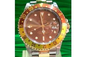 Rolex GMT - Master II Ref. 16713 tiger eye - Copy