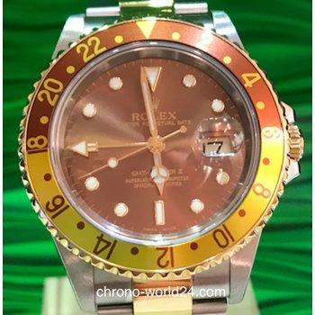 Rolex GMT Master II Ref. 16713 Tiger Eye 2006 FULL SET