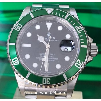 Rolex Submariner Date Ref. 16610 LV NOS Random Serie