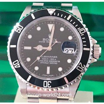 Rolex Submariner Date Ref. 16610 Random 2010 box&papers TOP