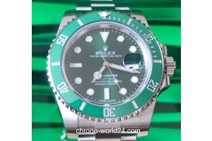 Rolex Submariner Date Ref.116610 LV  LC100