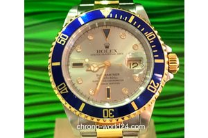 Rolex Submariner Date Ref. 16613 Sultan