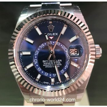 Rolex Sky-Dweller Ref. 326934  box papers