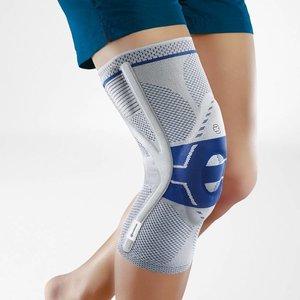 Bauerfeind Genutrain P3 kniebrace voor optimaal sporen van de knieschijf