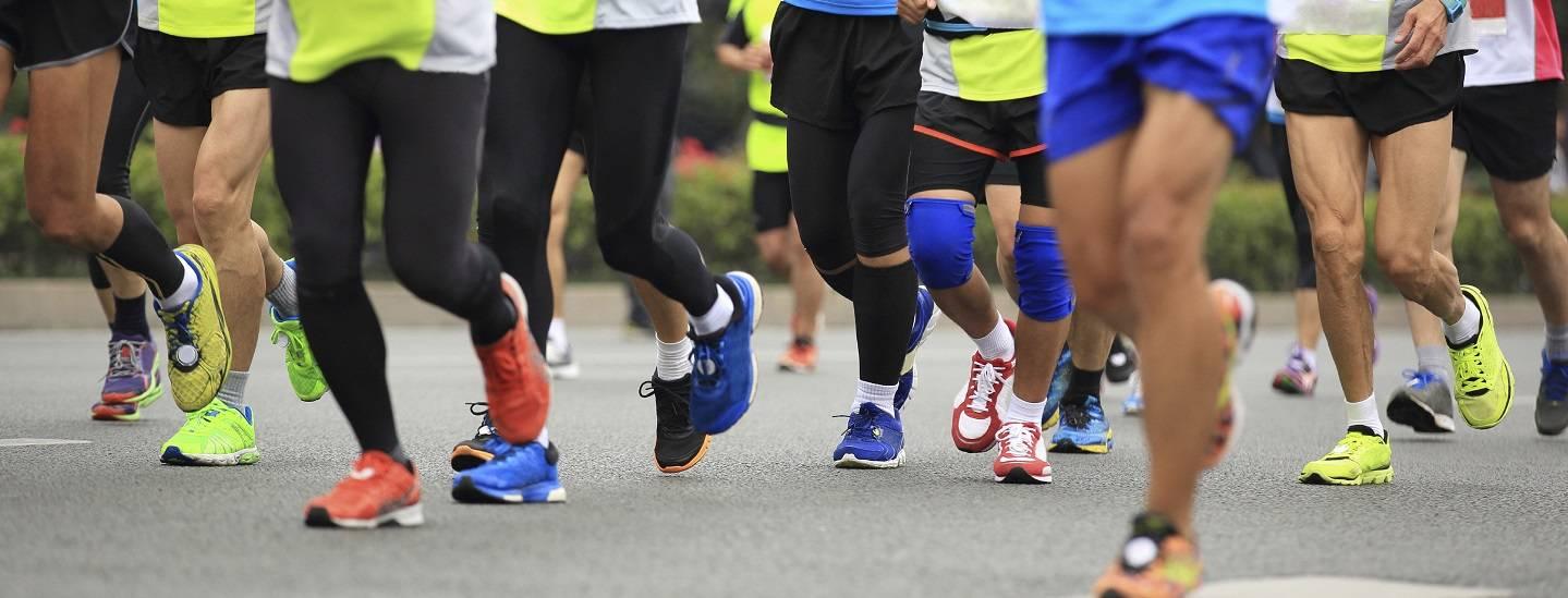 Heb je last of pijn tijdens het hardlopen? ProBrace helpt!