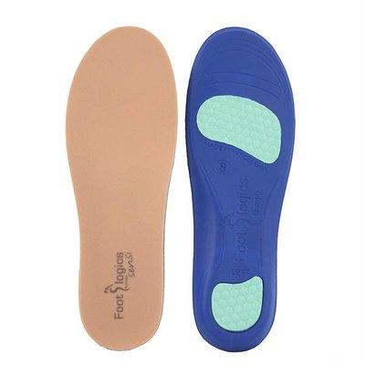 Footlogics Footlogics Sensi Inlegzolen - Zolen voor gevoelige voeten (diabetes / artritis)