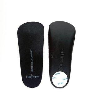 Footlogics Hoge hakken comfortabele steunzolen