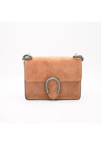 Central suède -  Crossbody tas